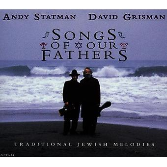 Statman/Grisman - Songs of Our Fathers [CD] USA import