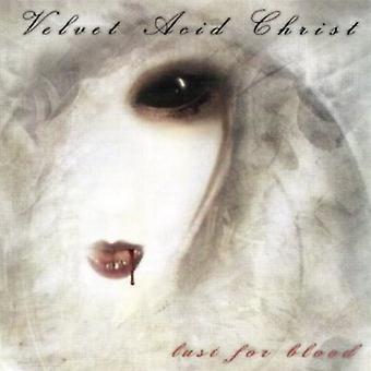ベルベット酸キリストの血 [CD] USA 輸入のための欲望