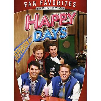 Happy Days - Fan favoritter-bedste af Happy Days [DVD] USA import