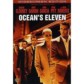 Ocean's Eleven [DVD] USA import