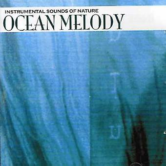 Sounds of Nature - Ocean Melody [CD] USA import