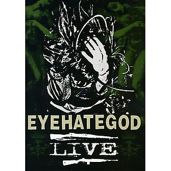 Eyehategod - Live [DVD] USA import