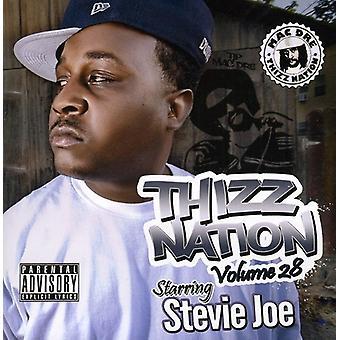 Mac Dre Presents - Mac Dre Presents: Vol. 28-Thizz Nation-Starring Stevie Joe [CD] USA import