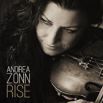 Andrea Zonn - Rise [CD] USA import
