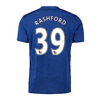 2016-17 Manchester United koszulki (Rashford 39) - dla dzieci