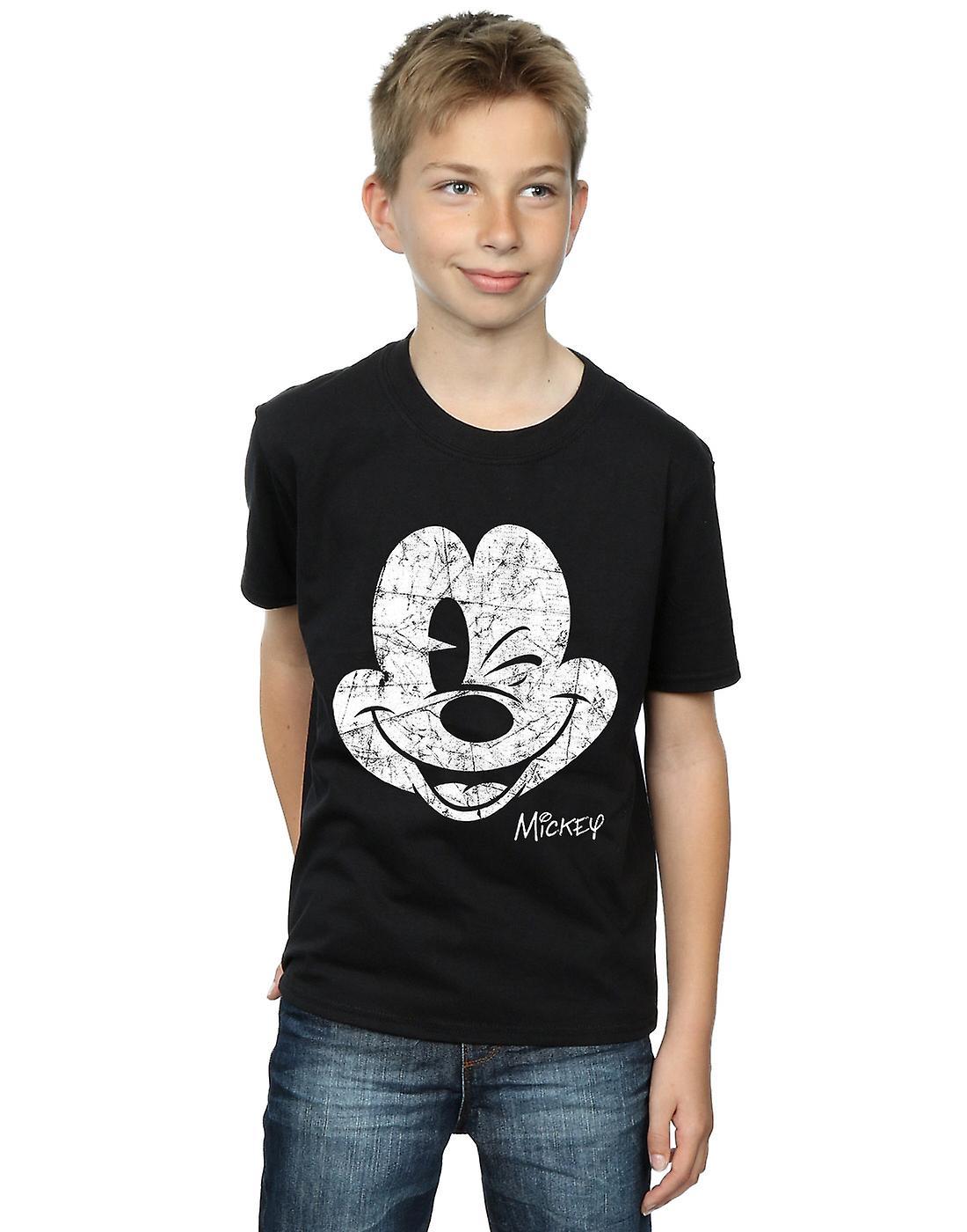 Disney Boys Mickey Mouse T-Shirt