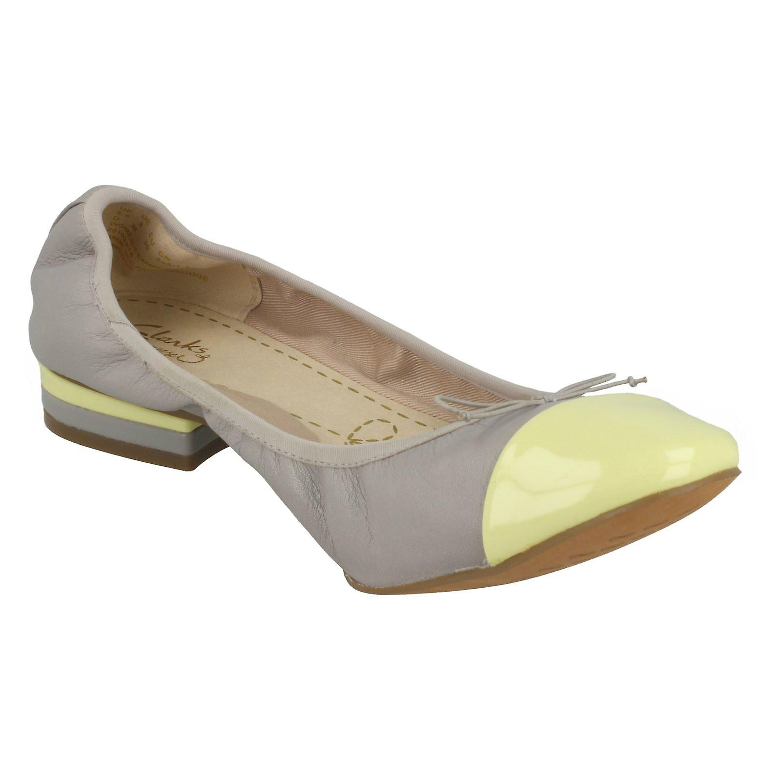 Ladies Clarks Casual Shoes Ditsy Dress