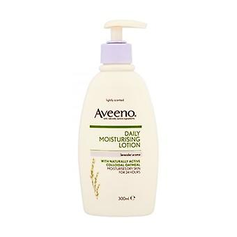 Aveeno codziennie balsam nawilżający z aromat lawendy