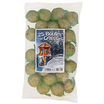 Agrobiothers Bag Of 25 Suet Balls Odc (Oiseaux , Jouets)