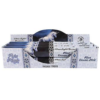 Anne Stokes Moonlight Unicorn Incense Sticks (6 Packs Of 20)