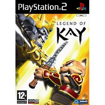 Legend of Kay (PS2) - New