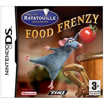 Ratatouille Food Frenzy (Nintendo DS) - Nouveau