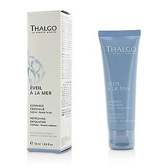 Thalgo Eveil A La Mer Refreshing Exfoliator - For Normal To Combination Skin - 50ml/1.69oz