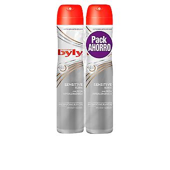Byly Byly Sensitive Deodorant Spray Set 2 Pz Unisex