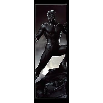 Door - Black Panther Poster Print