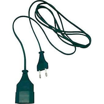 GAO 6772 Current Cable extension Green 3.00 m