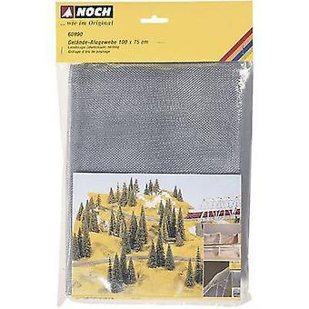 NOCH 60990 Aluminium fabric Aluminium 1 pc(s)