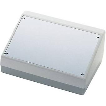 OKW AS054468 Carcasa de escritorio 228 x 76 x 216 Acrilonitrilo butadieno estireno, Aluminio aluminio (anodizado) 1 ud(s)