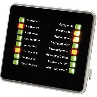 Homematic eQ-104798 LED16 Wireless status monitor