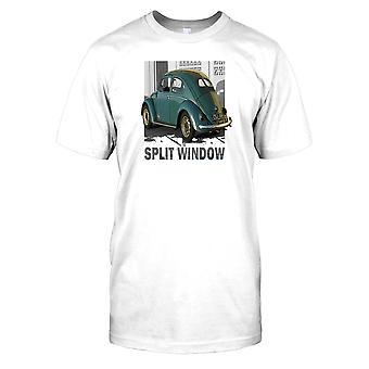 De Split Window Beetle - Classique VW T Shirt