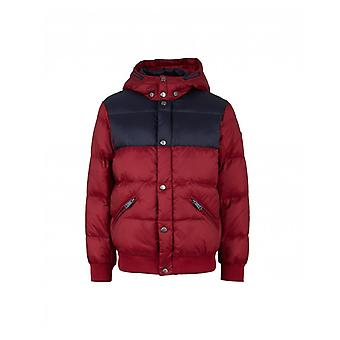 Armani Junior joug détail Puffer Jacket