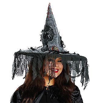 Noita hattu hiiri tarvikkeet Carnival Halloween ilkeä pelottava hattu