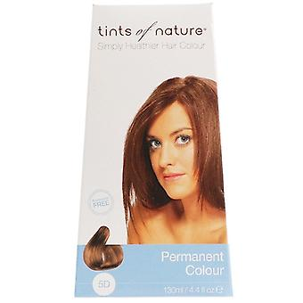Tints of Nature, Light Golden Brown (5D), 130ml