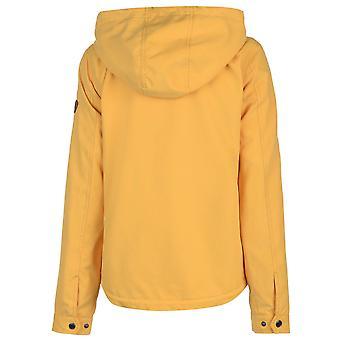 Only Womens Skylar Parka Jacket Coat Top Lightweight Hooded Zip Chest Pocket
