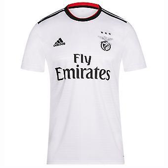 2018-2019 Benfica Adidas borte fotball skjorte
