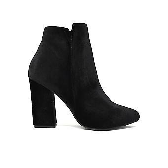 Liberitae booties booty fine tip black Velvet 21803751-02