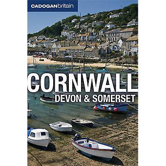 Cornwall - Devon and Somerset by Joseph Fullman - 9781860114250 Book