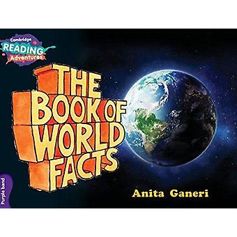 The Book of World Facts Purple Band by Anita Ganeri - 9781316600801 B