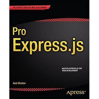Master Express.js - The Node.js Framework for Your Web Development by