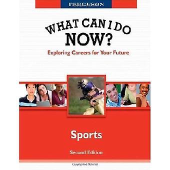 Sport (Ferguson är vad kan jag göra nu? Utforska karriärmöjligheter för framtiden)