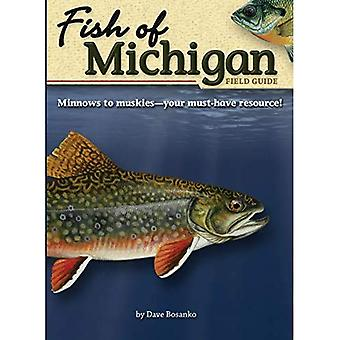 Poisson du Michigan Field Guide (poissons de...)
