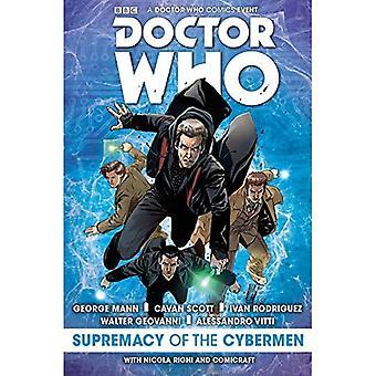 Doctor Who: Supremacyen av Cybermen (Dr Who grafisk roman) (Doctor Who händelse) (Doctor Who nya äventyr)