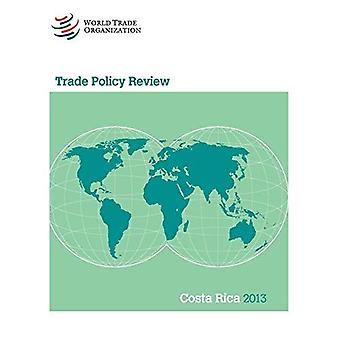 Costa Rica 2013 (Trade Policy Review)