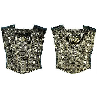 Roman Chest Plate 2 Pc Set