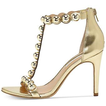 INC International Concepts Womens Raechelle Open Toe Special Occasion T-Strap Sandals