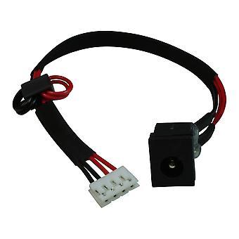 Toshiba Satellite A100-VA3 Ersatz Laptop DC Buchse Sockel mit Kabel für Intel 945 Motherboard