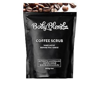 Body Blendz Coffee Wake Me Up Before You Gogo! Natural Body Scrub 200 Gr Unisex