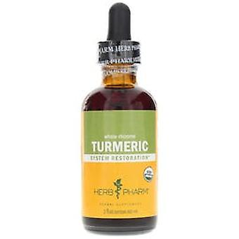 Herb Pharm Turmeric Extract 2 oz
