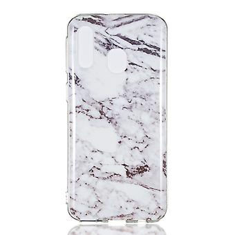 MTK Samsung Galaxy A40 TPU Marmor-Stil E