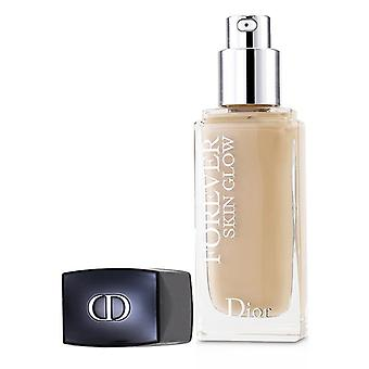 Christian Dior Dior Forever Skin Glow 24h Wear Radiant Perfection Foundation Spf 35 - # 1cr (cool Rosy) - 30ml/1oz