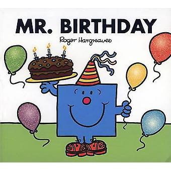 Mr. Birthday by Adam Hargreaves - Adam Hargreaves - 9780843121308 Book