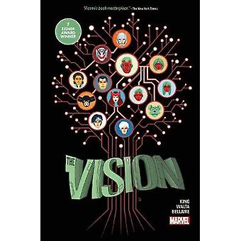 Vision by Tom King - 9781302908539 Book