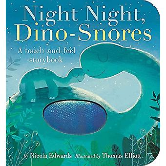 Night Night - Dino-Snores by Nicola Edwards - 9781680105483 Book