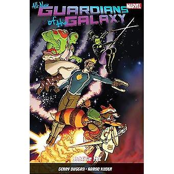 All-new Guardians Of The Galaxy Vol. 1 - Communication Breakdown by Ge