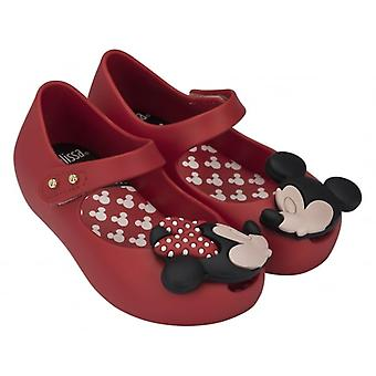 Melissa chaussures mini Ultragirl Minnie Mouse 15, rouge