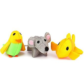 Beco Peluche Bertie the Budgie (Cats , Toys , Plush & Feather Toys)